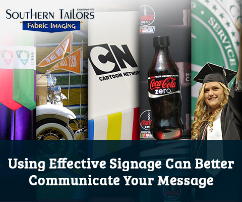Banners and Backdrops: 5 Reasons Effective Signage Is